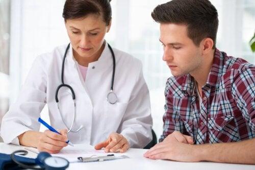 Cómo se trata la sífilis, una de las enfermedades sexuales más comunes
