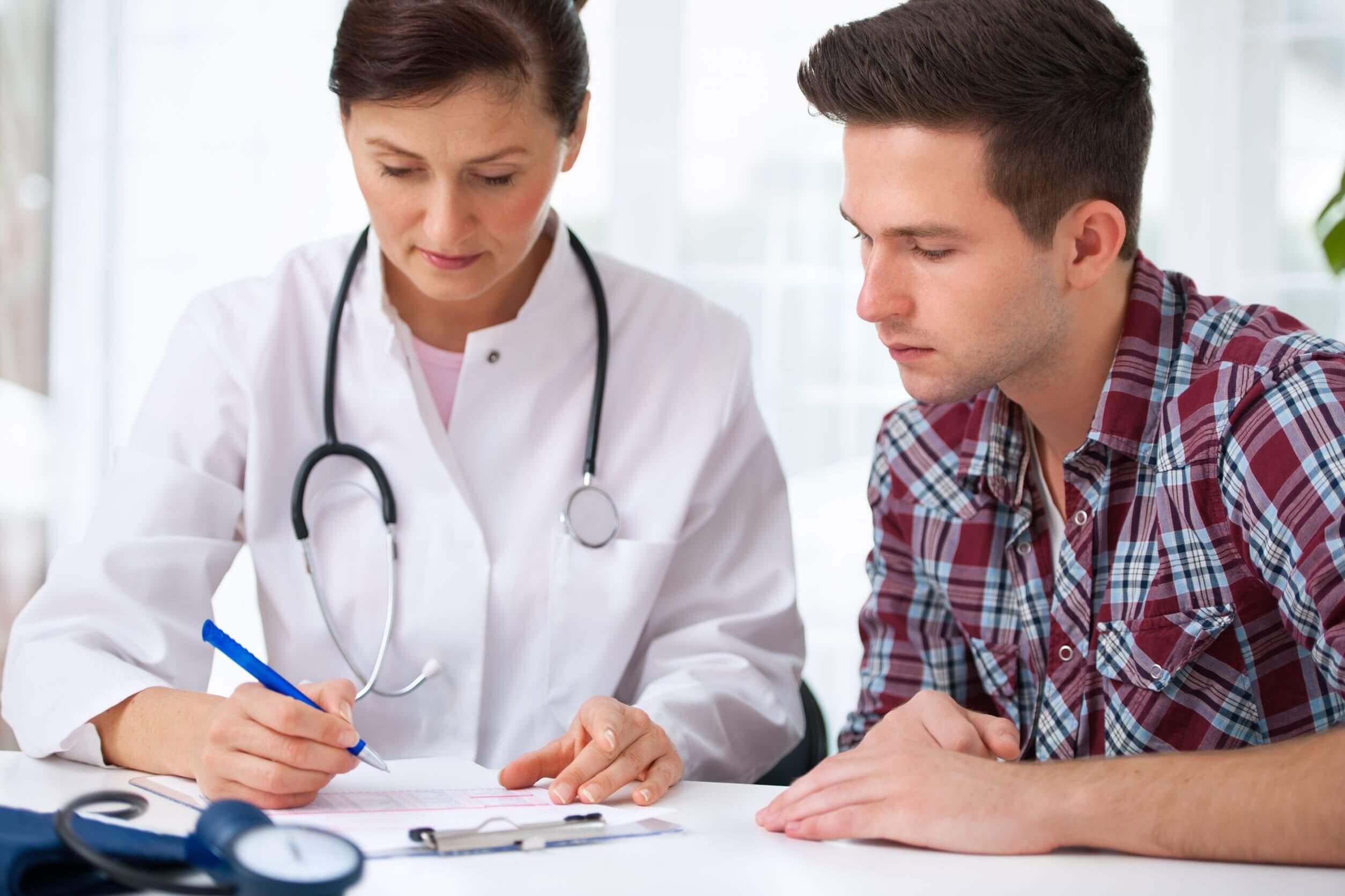 La sífilis requiere atención médica.