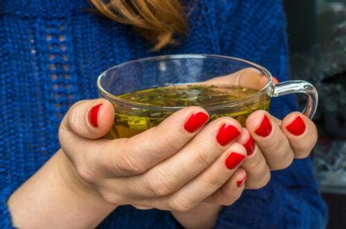 Descubre las mejores infusiones saciantes para perder peso