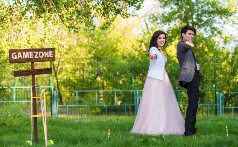 10 juegos para la boda