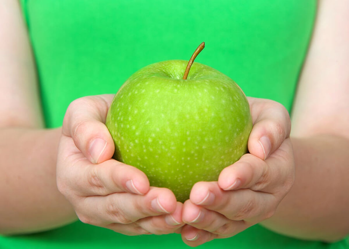 dieta depurativa desintoxicante manzanas