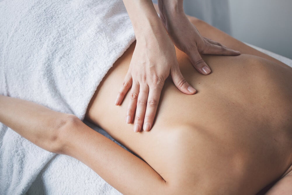 Beneficios del masaje en el cuerpo
