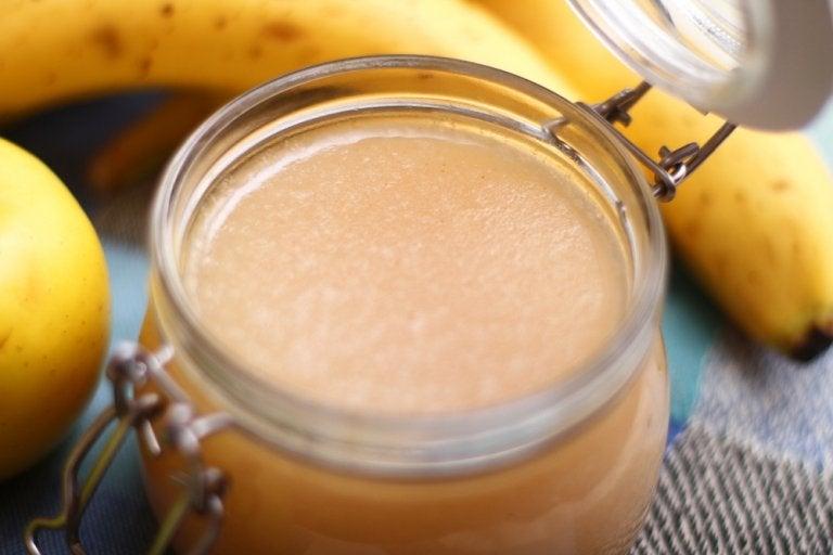 ¿Cómo hacer una mermelada de plátano diferente?