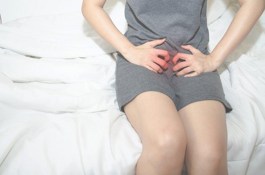 El dolor de clítoris puede estar causado por una infección.