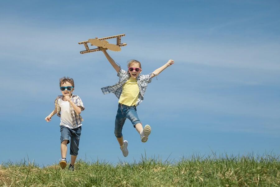 Manualidades para hacer con tus hijos en tu tiempo libre