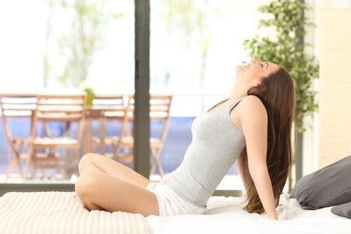 9 maneras de relajarse en cinco minutos