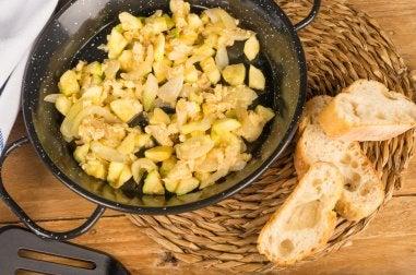 Descubre cómo hacer un delicioso zarangollo con esta receta casera