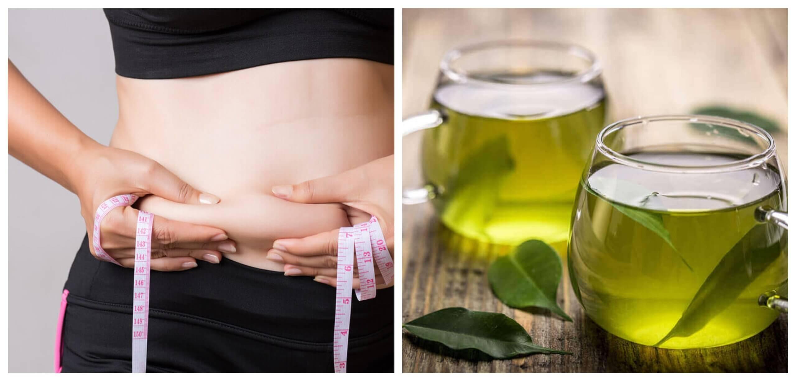 3 maneras de consumir té verde para perder grasa abdominal