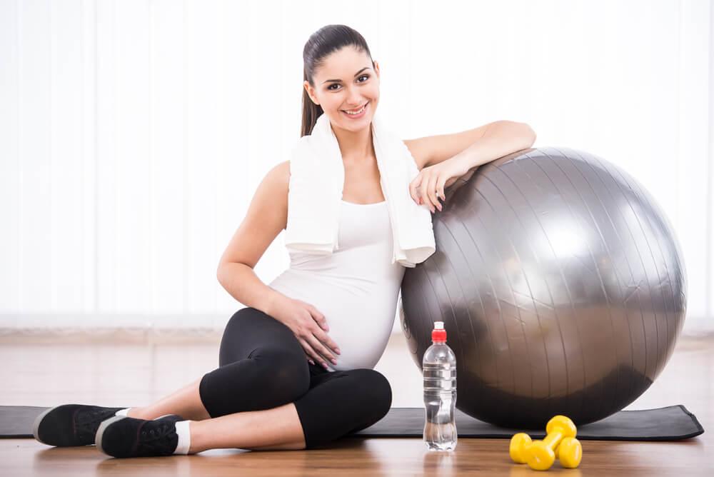 5 ejercicios durante la gestación