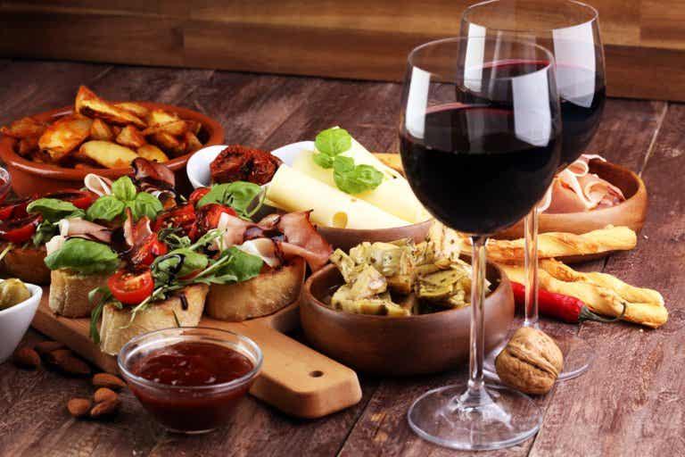 Cómo preparar una dieta mediterránea