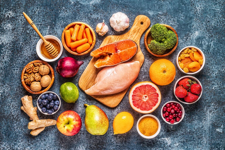 Dieta para proteger tus pulmones: lo que debes comer