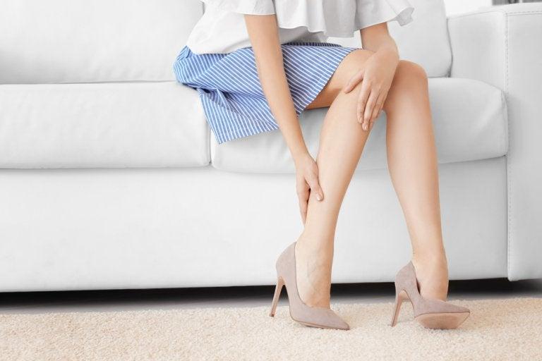 6 consejos para combatir las piernas cansadas
