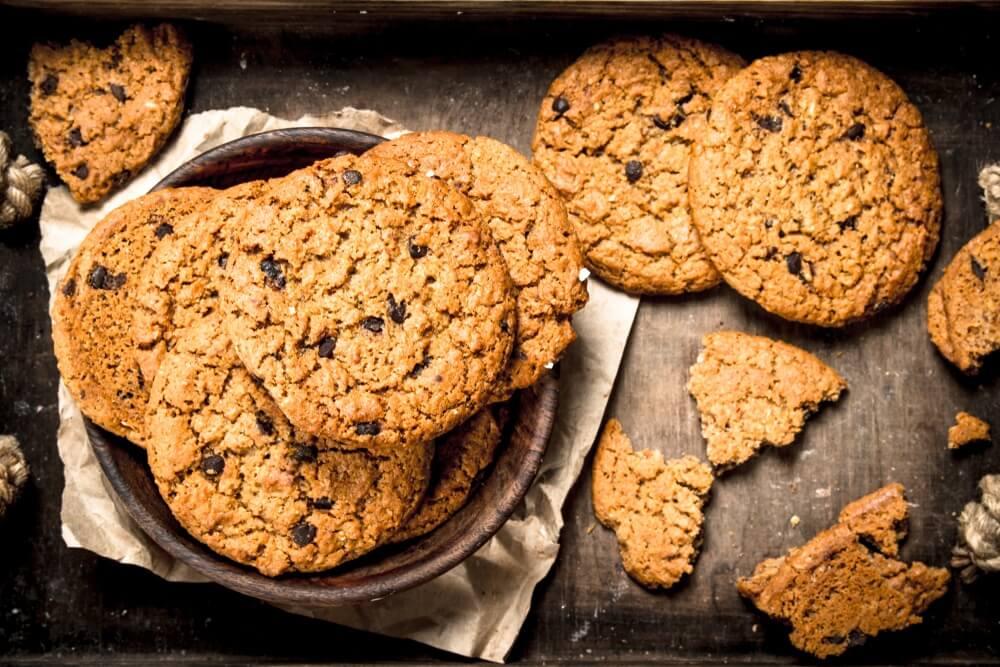 Cómo hacer galletas de avena sin levadura: 3 recetas