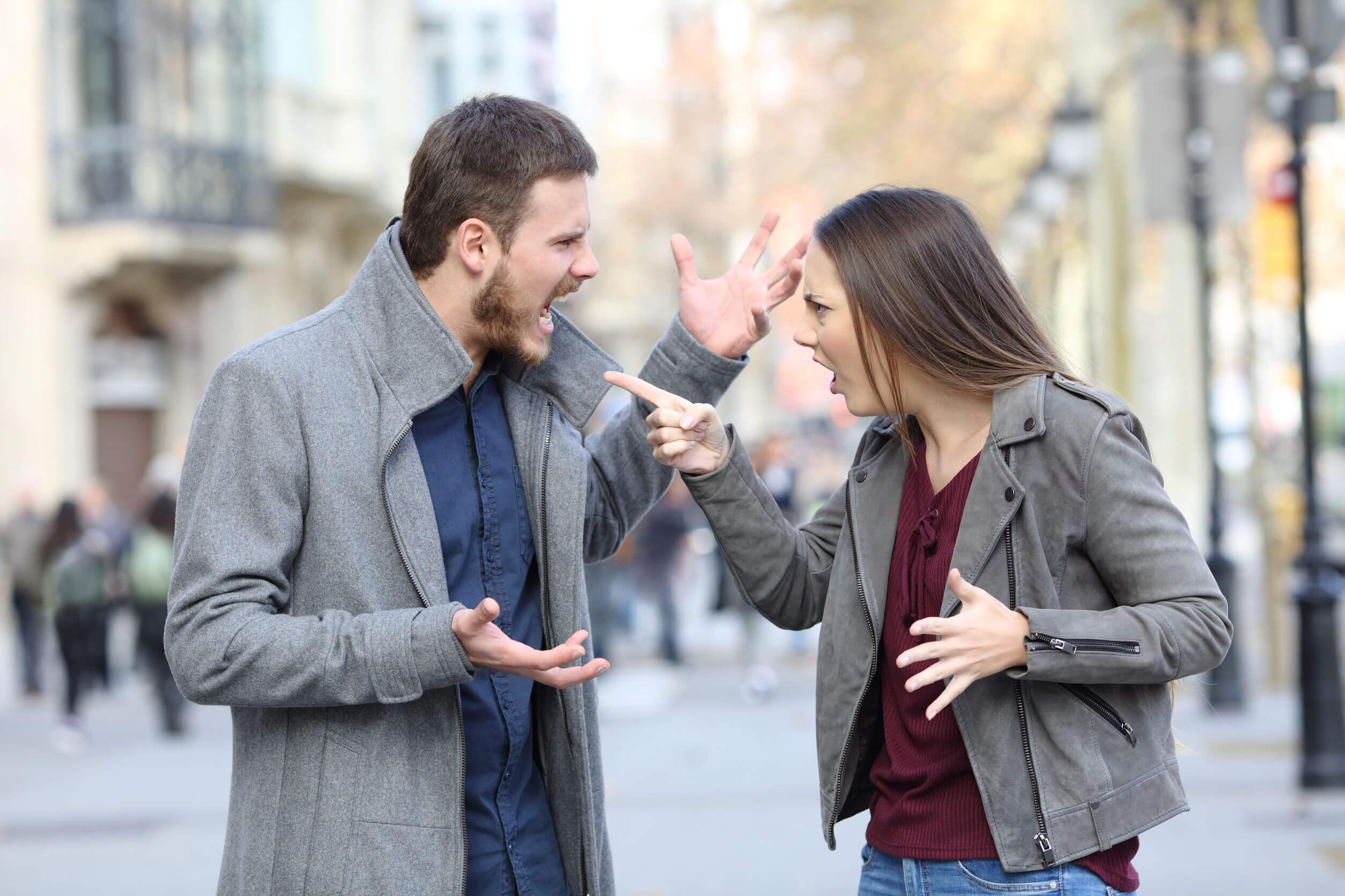 6 causas de problemas de pareja