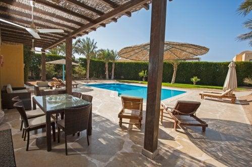 6 ideas y consejos para hacer espacios de descanso en la casa y el jardín