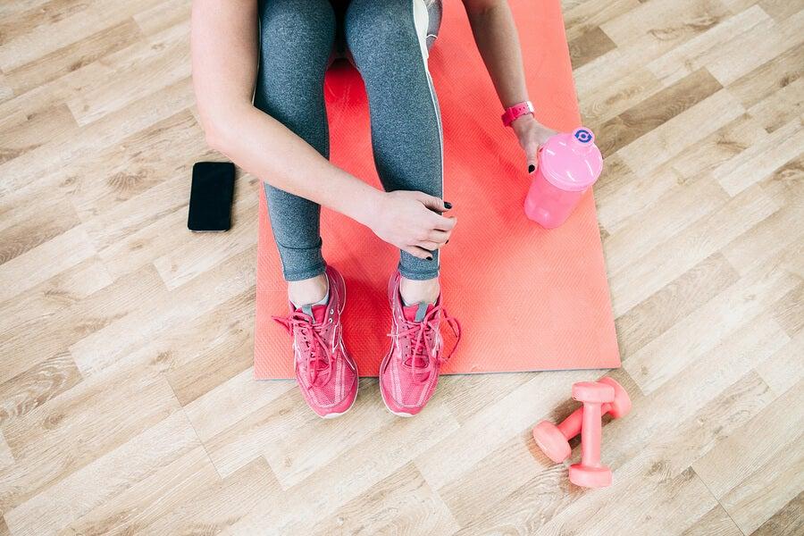 5 licuados para ganar energía en tus entrenamientos
