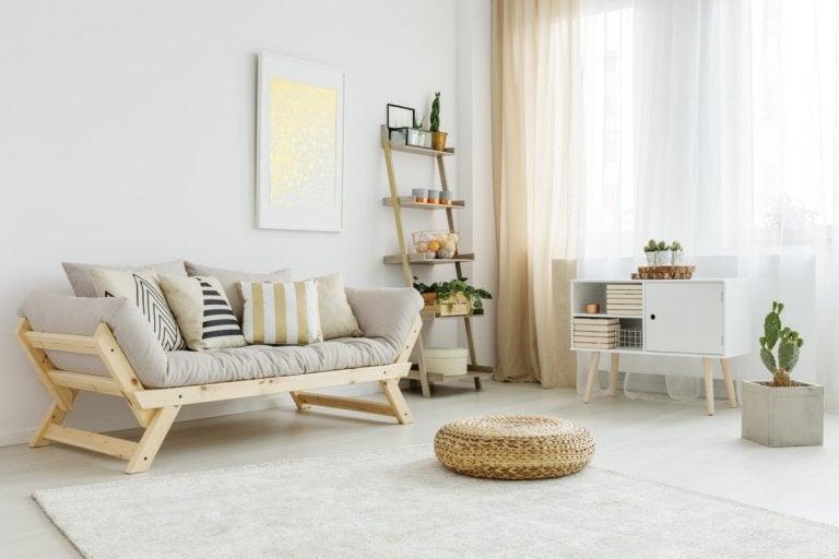 5 ideas para reciclar muebles de madera