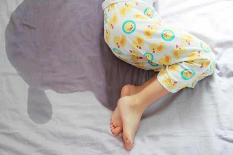 Enuresis infantil: ¿cómo tratarla?