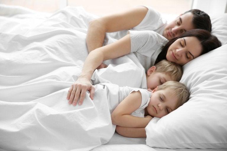 Remedio natural para que tú y tus niños podáis dormir mejor