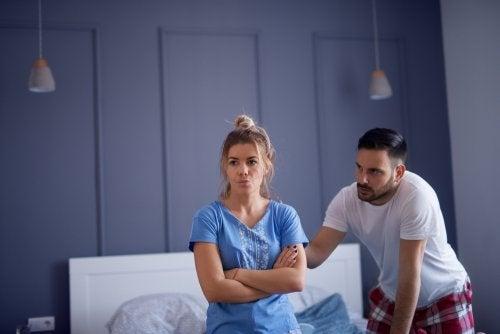 ¿Salvar la pareja haciendo un caso omiso a la infidelidad?