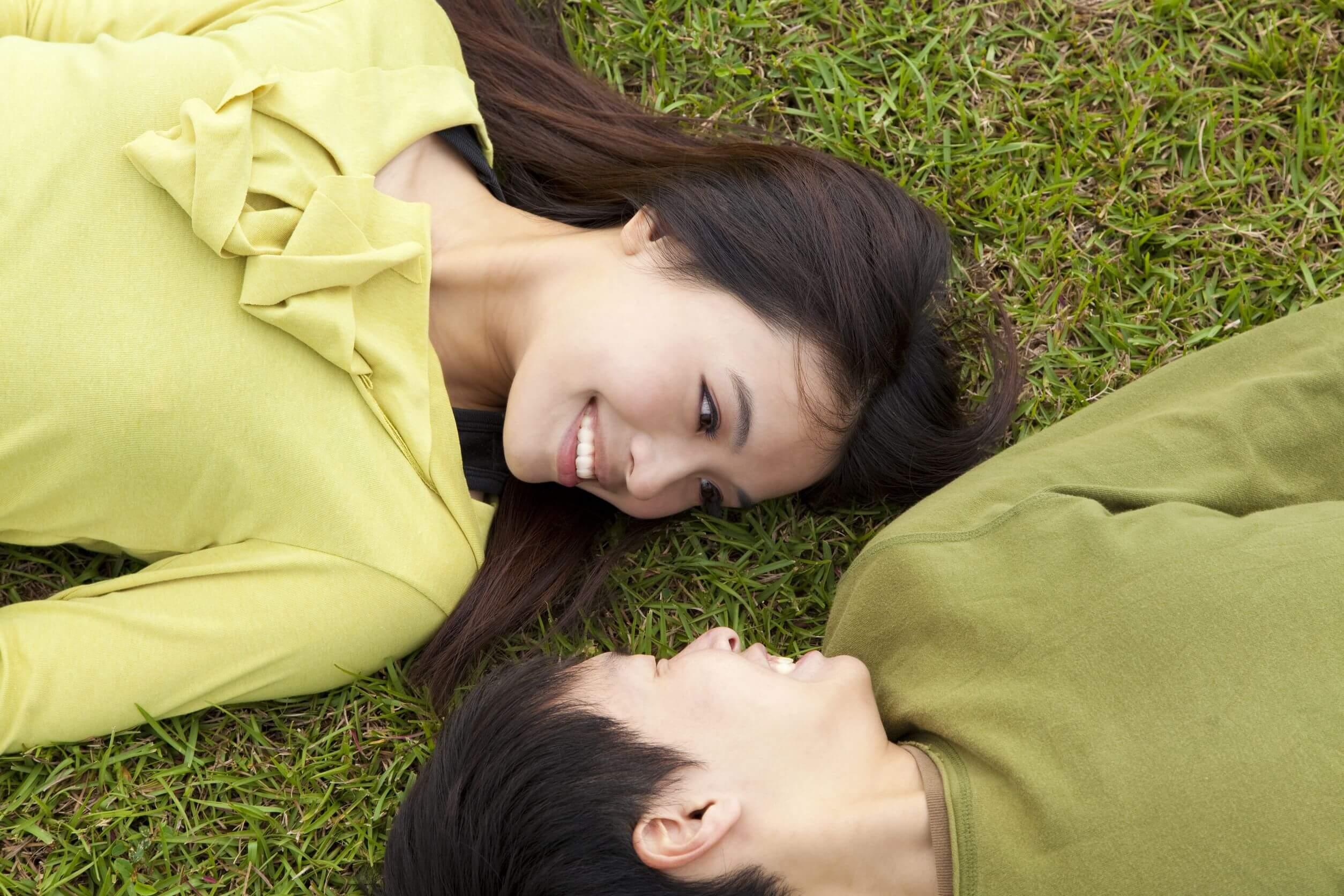 Para empezar una relación hay que fortalecer los lazos.