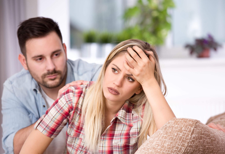 Los problemas de pareja llaman la atención.