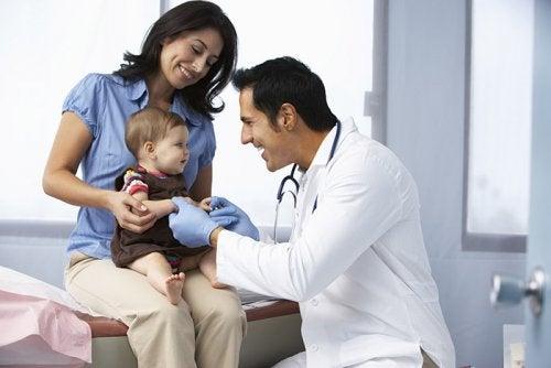 Diagnóstico del síndrome nefrótico en niños
