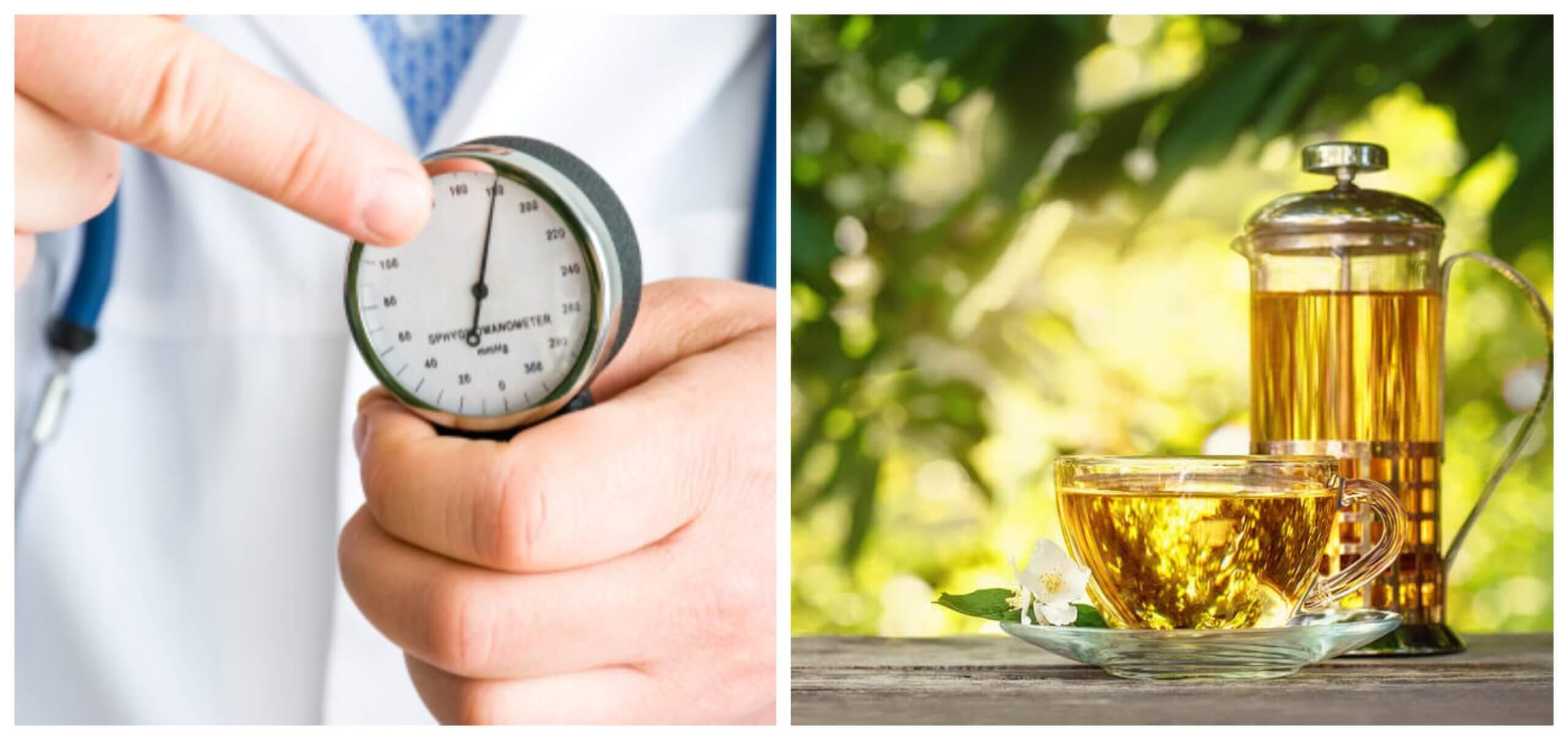 5 hierbas que puedes preparar para combatir la hipertensión