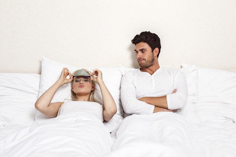 Cómo decirle a tu pareja que necesitas más sexo