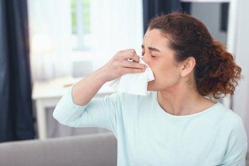De rapida forma la como eliminar nasal congestion