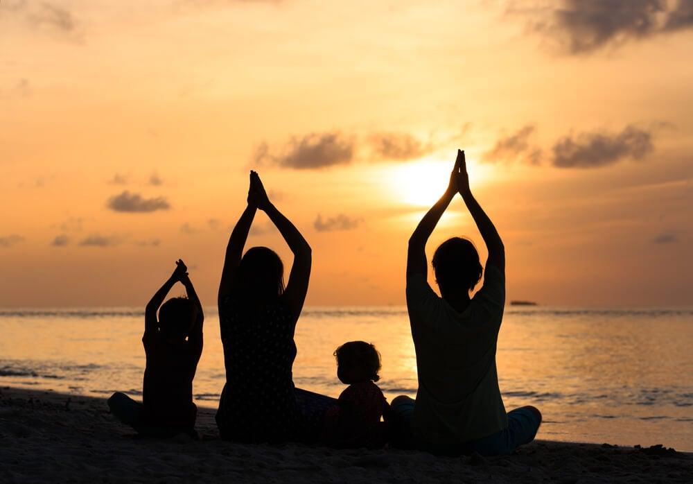 Yoga infantil: grandes beneficios para tu hijo