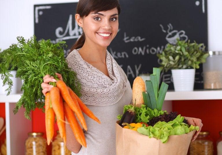 Alimentación para el bronceado: 6 sugerencias