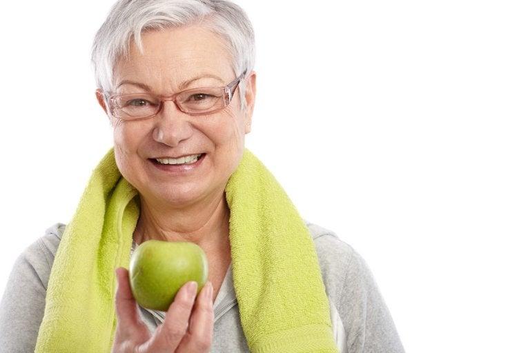 El aumento de peso con la edad: ¿Cómo evitarlo con la dieta?