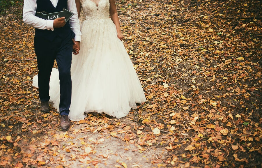 10 ideas para una boda en otoño