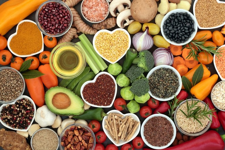 Madres vegetarianas: qué comer durante el embarazo