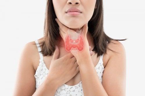 Cuidar la tiroides