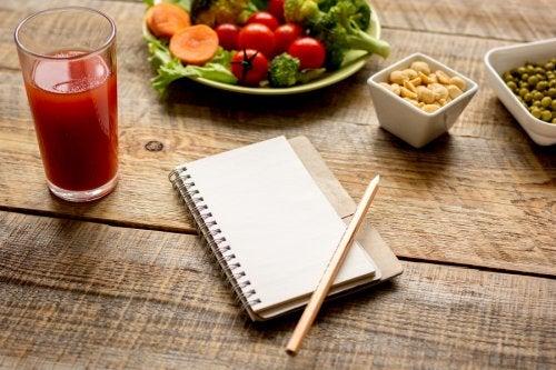 Dieta contra el sobrepeso: alimentos recomendados