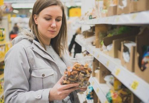 ¿En qué consiste el etiquetado nutricional?