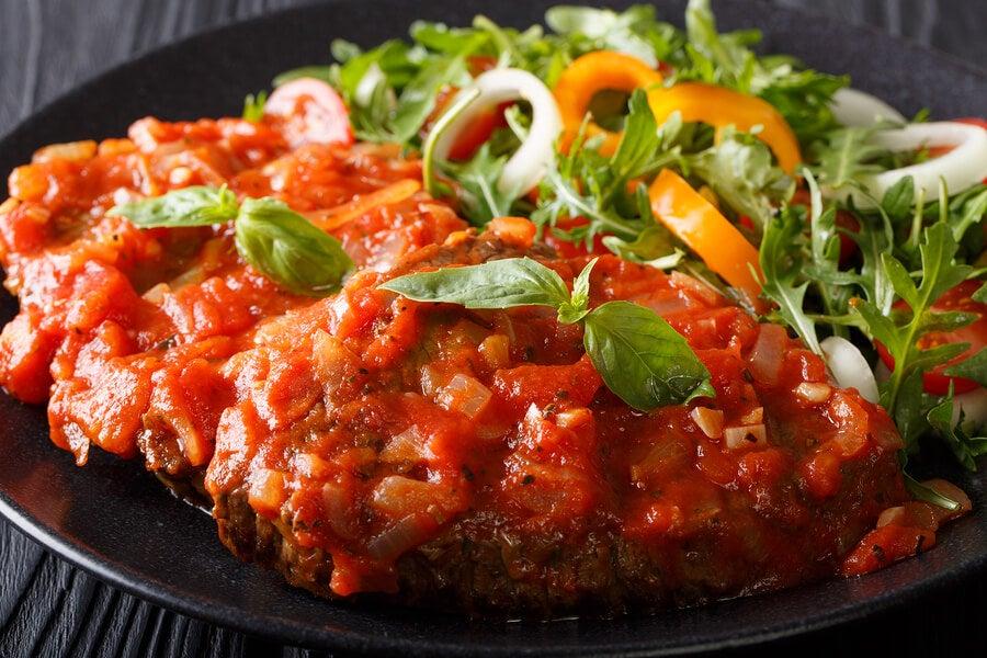 filetes a la napolitana