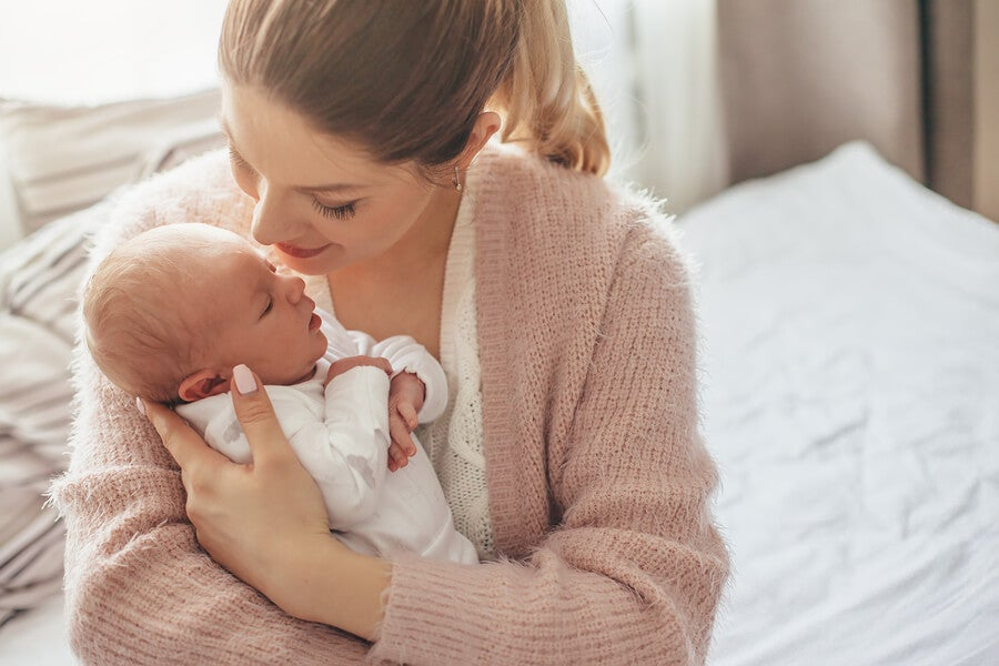 Los cuidados en los primeros meses del bebé