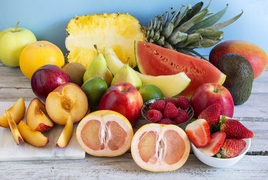consumir frutas regularmente