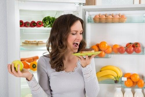 ¿Rompiste la dieta? Sigue adelante