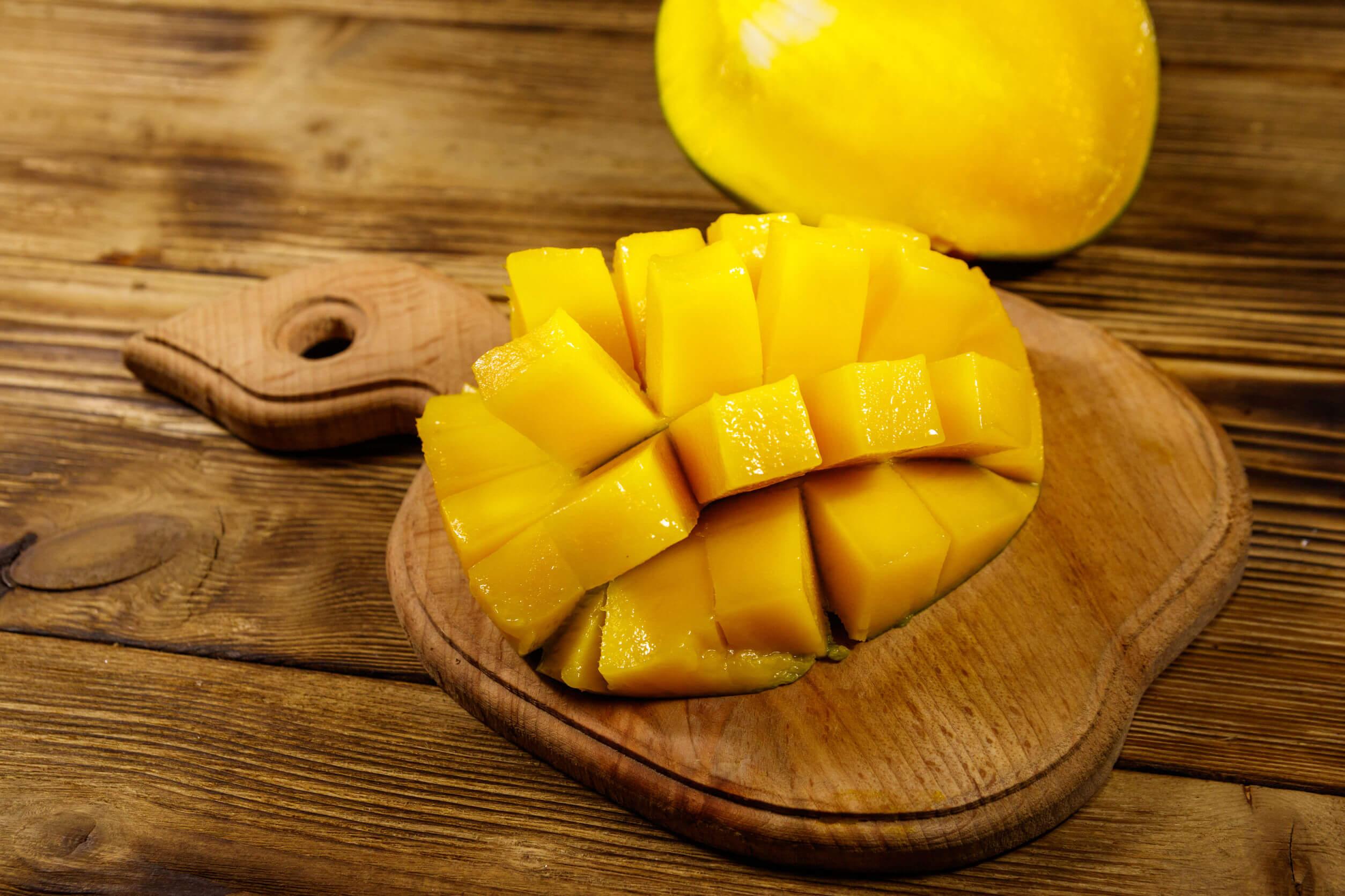 El batido de mango y jengibre tiene muchos beneficios para la salud