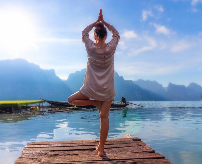 ¿Cuál es el tiempo recomendado para una práctica de yoga?