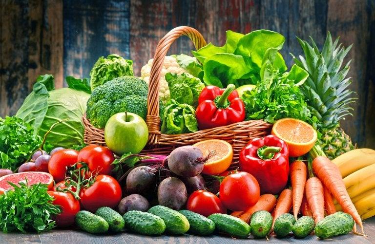 5 vegetales saludables para aumentar la masa muscular