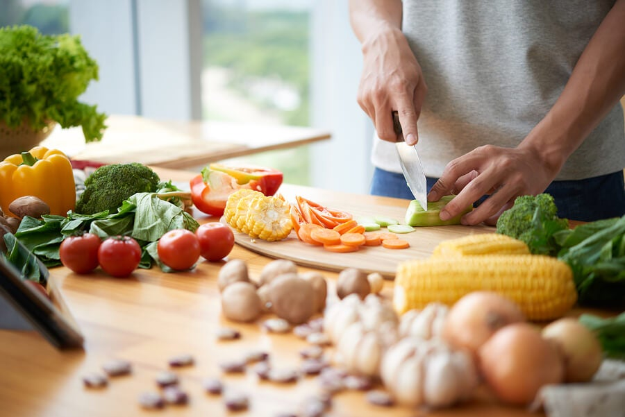 3 recetas con verduras para ganar peso ¡Descúbrelas!