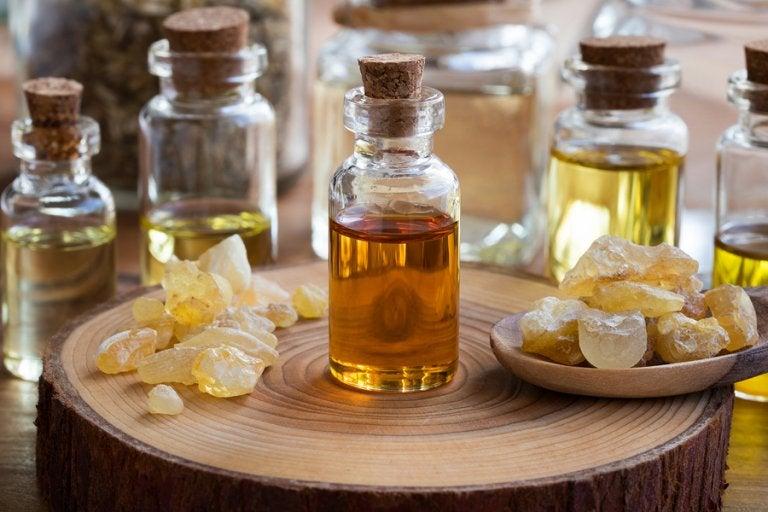Descubre los increibles beneficios del aceite esencial de incienso