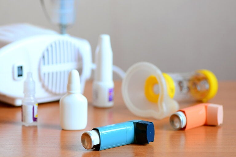 ¿Cómo funcionan los antiasmáticos?