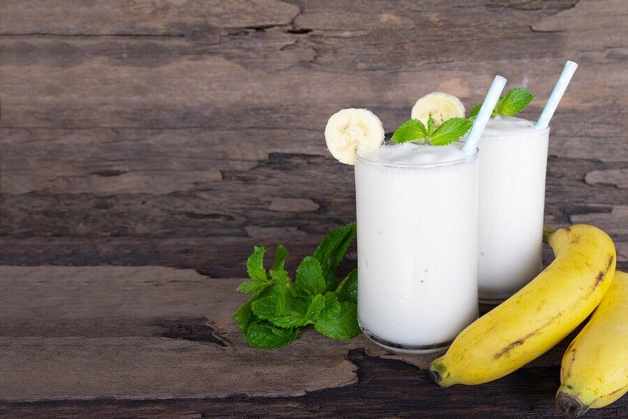 Batidos de proteína saludables para agregar a la dieta