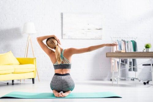 Los 4 ejercicios más efectivos para fortalecer las cervicales
